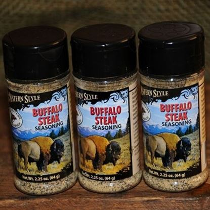Buffalo Steak Seasoning