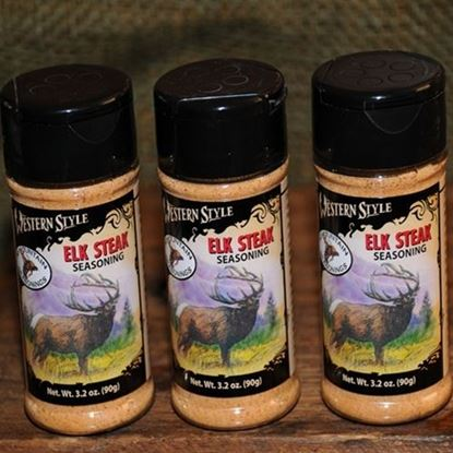 Elk Steak Seasoning