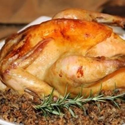 1 Whole Pheasant, 1.5 to 2 lbs & 1 pkg Wild Rice