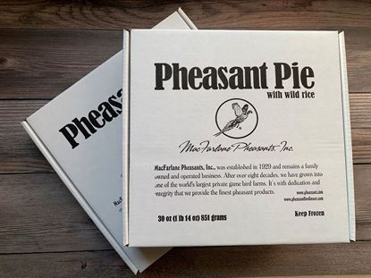 Picture of Pheasant Pie